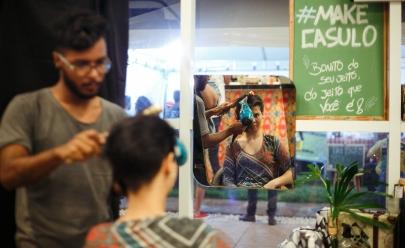 Feiríssima alia artes visuais e design em projeto gratuito em Goiânia