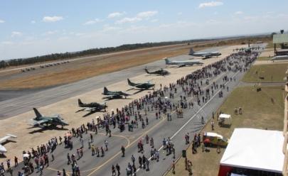 Base Aérea de Anápolis terá um dia de portões abertos ao público em 2016