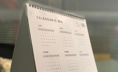 2019 terá quatro feriados prolongados caindo no fim de semana