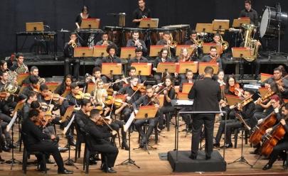 Sinfônica jovem comemora 17 anos com concerto em Goiânia