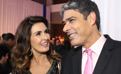 William Bonner e Fátima Bernardes se reaproximam