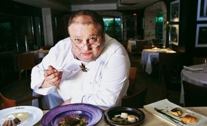 Masterchef: Chef Erick Jacquin fará palestra em Goiâniano no próximo sábado, 18