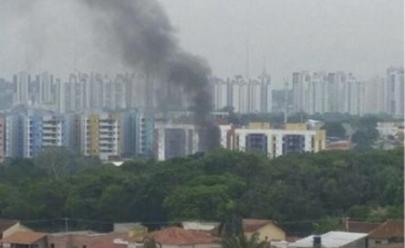 Avião de pequeno porte cai em Manaus e cinco pessoas morrem