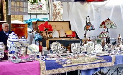 Goiânia recebe feira de artes e antiguidades com entrada gratuita