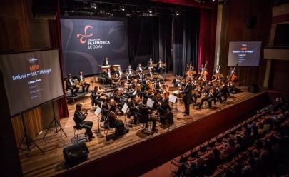 Orquestra Filarmônica apresenta Quinta Clássica no Teatro Goiânia