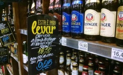 Rede Pão de Açúcar oferece até 50% de desconto em cervejas especiais nesta sexta-feira