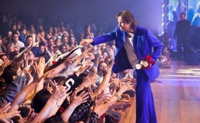 Roberto Carlos faz show de aniversário em Goiânia na turnê 2020