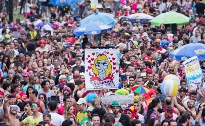 Bloco Virgens da Asa Norte anima pré-carnaval em Brasília