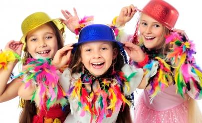 Programação gratuita de Carnaval para crianças acontece toda semana em shopping de Goiânia