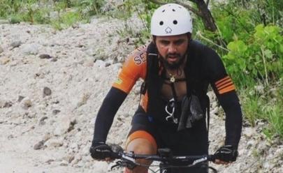 Ciclistas goianos fazem campanha para ajudar amigo que sofreu acidente em trilha