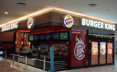 Nova unidade da Burger King é inaugurada em Uberlândia
