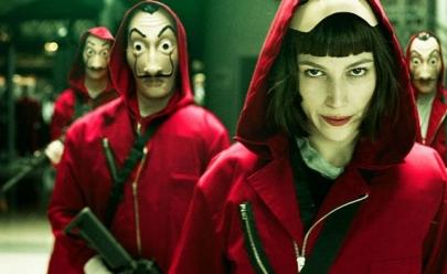 Segunda temporada de La Casa de Papel já tem data de estreia na Netflix