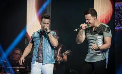 João Neto e Frederico fazem show com entrada gratuita em Goiânia