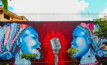 Grafites incríveis que fazem de Goiânia uma referência na arte urbana