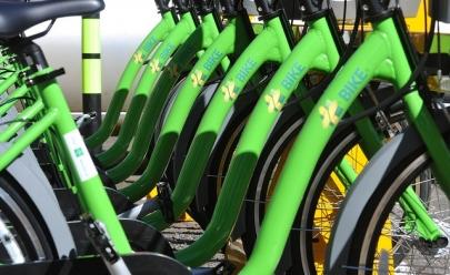 Brasília ganha mais duas estações de bicicletas compartilhadas