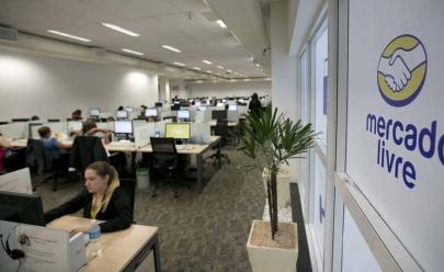 Mercado Livre abre mais de 100 vagas de trabalho