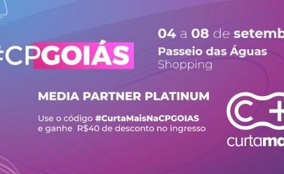 Curta Mais é Media Partner Platinum da Campus Party em Goiânia