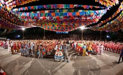 Confira a programação de shows do Arraiá do Cerrado 2018, que terá entrada gratuita em Goiânia
