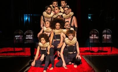 Goiânia recebe espetáculo 'No Dorso Instável de Um Tigre' com entrada gratuita