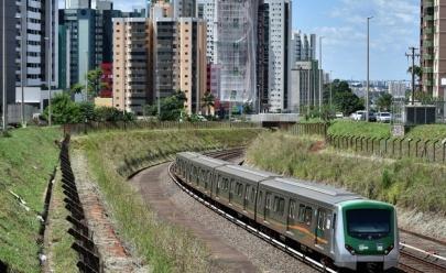 Futuro presidente do Metrô do Distrito Federal defende horário estendido do transporte em 2019