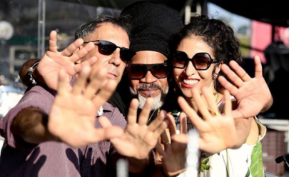 Tribalistas anunciam fim do grupo após show no Lollapalooza 2019
