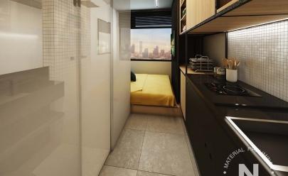 Construtora lança no Brasil o menor apartamento da América Latina
