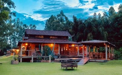 Villa Cavalcare: um pedacinho do Velho Oeste que reúne Restaurante Bar e Centro Equestre em Goiânia