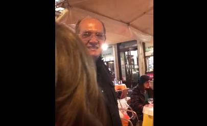 Gilmar Mendes é hostilizado durante férias na Europa e vídeo viraliza