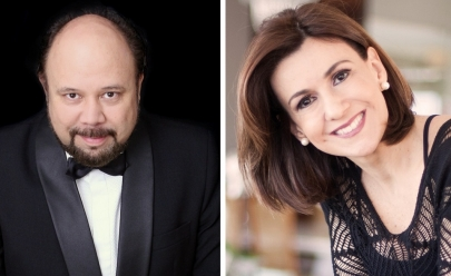 Goiânia recebe recital gratuito de piano e voz com apresentação de Ana Flávia Frazão e Licio Bruno