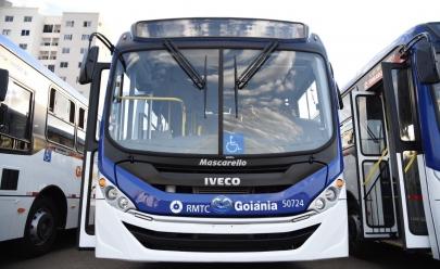 Rápido Araguaia disponibiliza 60 novos ônibus para Goiânia com monitoramento em tempo real