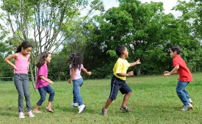 Parque Municipal tem programação gratuita para a criançada em Belo Horizonte