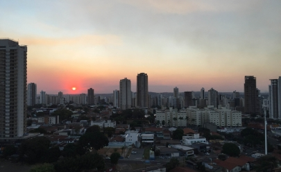 Calor, tempo seco e chance de chuva esta semana em Goiânia