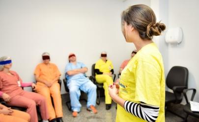 Simulação põe profissionais do HUGOL em lugar de pacientes na UTI