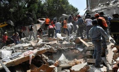 Saiba como ajudar as vítimas do terremoto que ocorreu no México