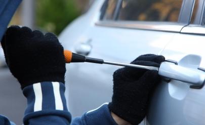 Cresce número de arrombamentos de veículos dentro de estacionamentos particulares em Goiânia