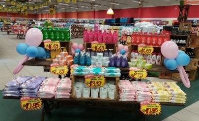 Bretas oferece até 33% de desconto em produtos para bebê