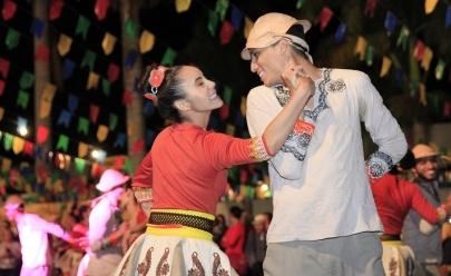 Circuito junino em Brasília abre os trabalhos com festa tradicional em clube da cidade
