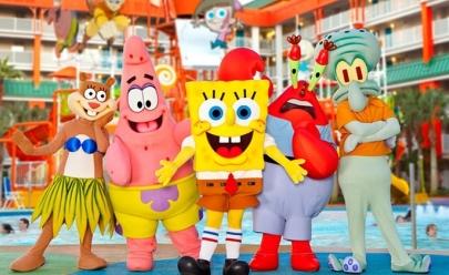 Brasil terá resort temático da Nickelodeon