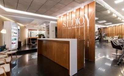 Studio Y se destaca por ser um dos salões de beleza mais luxuosos de Goiânia