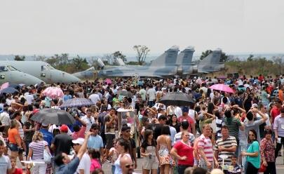 Base Aérea de Anápolis terá um dia de Portões Abertos este ano; confira a programação