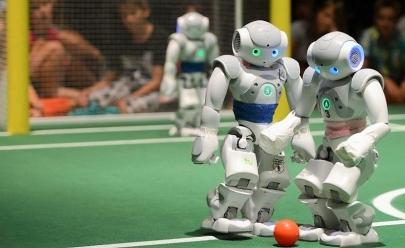 Feira mistura Ciência, Astronomia e Futebol de Robôs em Goiânia