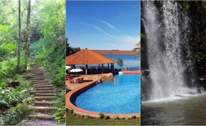 22 lugares para curtir o sol e aproveitar o verão em Uberlândia e nas proximidades
