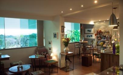 Cafeteria Quintal f/508 oferece espaço gastronomico e cultural reservado em Brasília