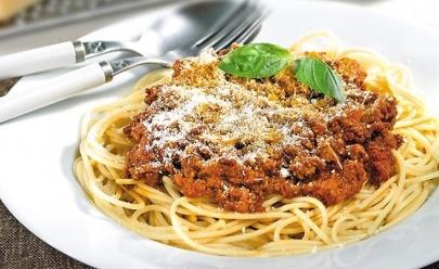Evento de tradições italianas terá macarronada, chope, refrigerante e sorvete à vontade em Goiânia