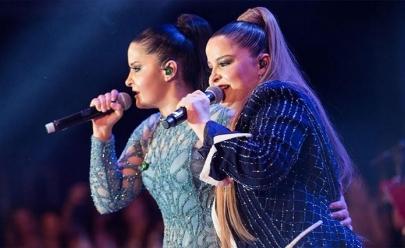 Dupla Maiara e Maraisa faz show no DF