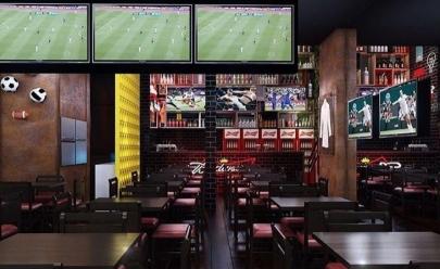 Brasília ganha novo bar temático inspirado nos sports bar internacionais