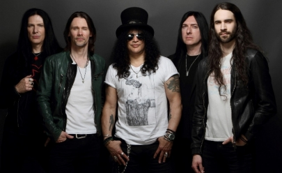 Turnê de Slash, guitarrista do Guns N´ Roses, deve passar por Uberlândia