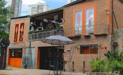 Descobrimos um antiquário em Goiânia que é puro charme para quem ama o retrô