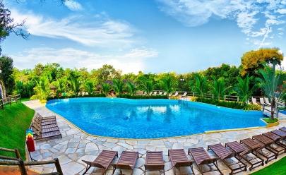 Ecologic Ville Resort & Spa by Vivence em Caldas Novas é o primeiro resort all inclusive do Centro Oeste