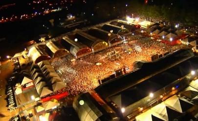 Festival Caldas Country Show reúne grandes nomes do sertanejo em Goiás